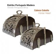 SPECIAL OFFER Wooden Portuguese stirrups